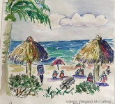Painting At Landermilk Park